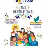Journées Lasalliennes Internationales pour la Paix.